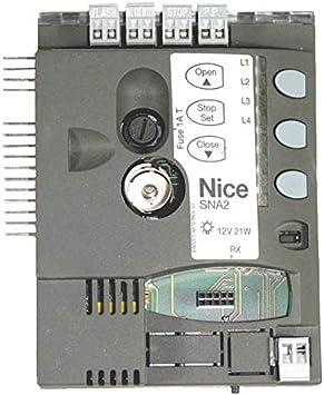 Nice SNA2 - Central de repuesto para SPIN20 SPIN21 SPIN22: Amazon.es: Bricolaje y herramientas
