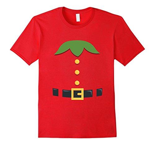 Mens Matching Dwarf Elf Gnome Halloween Christmas Costume T-Shirt Medium (Couples Halloween Costumes About Com)