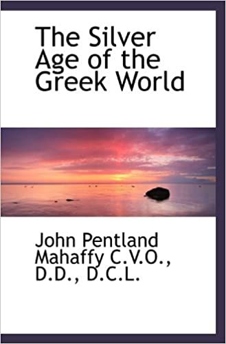 Book The Silver Age of the Greek World