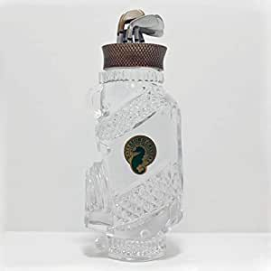 Amazon.com: Waterford Crystal Collectible Golf Bag with Golf Clubs Figurine / Statue / Sculpture