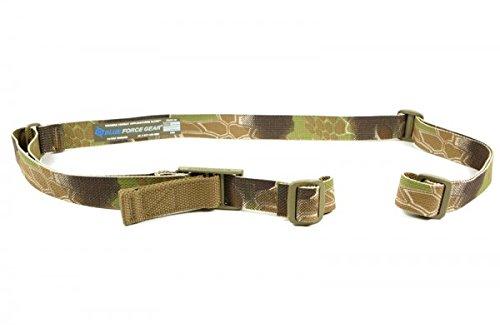 Vickers Combat Applications Sling, Nylon Adjuster and Hardware (Kryptek Highlander)