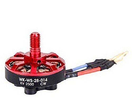 Walkera Runner 250 Advance drone accessories parts Brushless motor(CW )(WK-WS-28-014) Runner 250(R)-Z-09