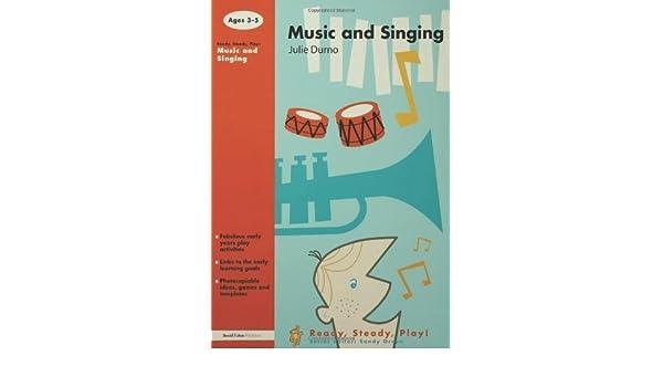music and singing julie durno