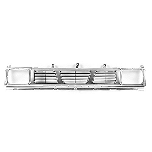 (OE Replacement 1995-1997 NISSAN HARDBODY_PICKUP Grille (Partslink Number)