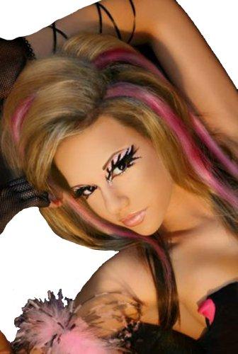 electric-exotic-eyes-professional-eye-paint-false-eyelashes-dancer-stripper