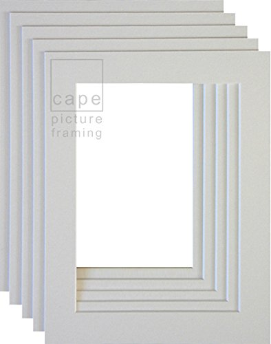Outside Size 16 x 12 for Choice of Inside Sizes A4 // 12 x 10 // 12 x 8 20 x Pack of Picture//Photo Mounts with Backs /& Clear Bags Bright White, A4 Plus Range of Colours