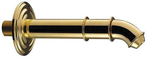 'FONTANA beccuccio Gargoyle 45 ° arco, L  160 mm, 3 4 connettore