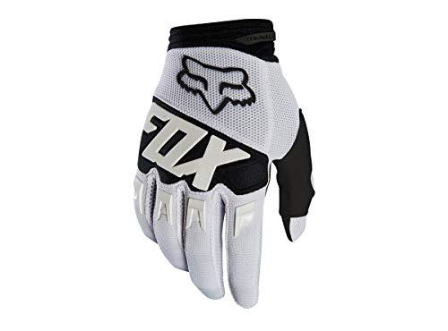 2019 Fox Racing Dirtpaw Race Gloves-White-L ()