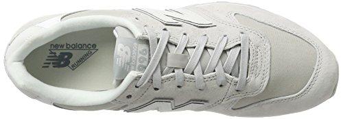 Damen Wr996 Sneaker New Grey Grau Balance 5wq44E0A