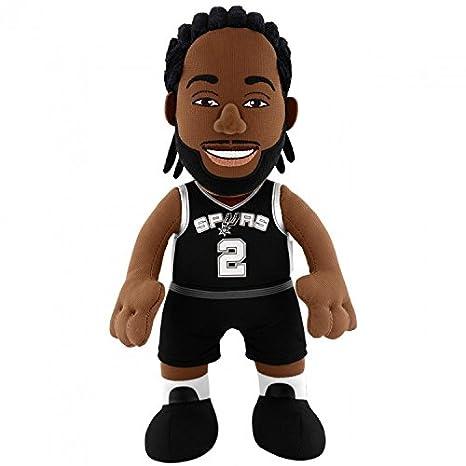 Bleacher Creatures NBA KAWHI LEONARD #2 - San Antonio Spurs Plush Figure: Amazon.es: Deportes y aire libre