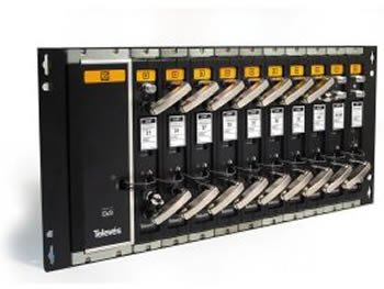 Televes 5100 Amplificador T03 UHF C48 50dB Adyacente