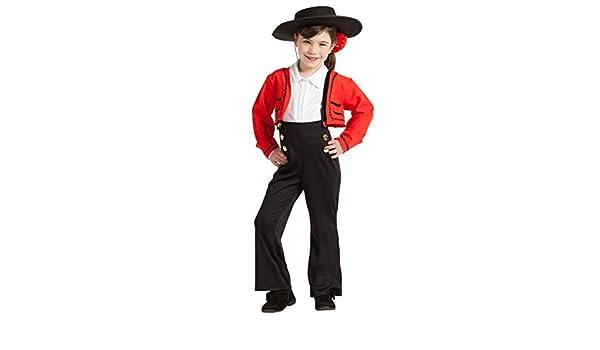 Disfraz Cordobesa (3-4 AÑOS): Amazon.es: Juguetes y juegos