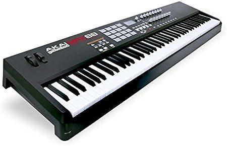 Akai MPK 88 · Master Keyboard