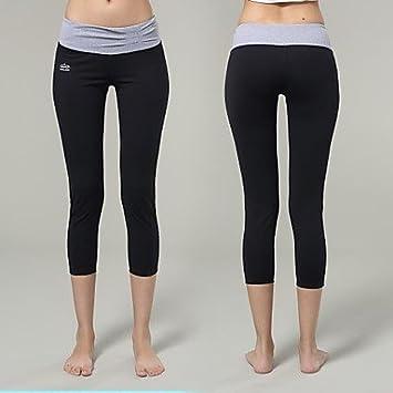 Suministros exteriores Body Shaper pantalones de yoga ...