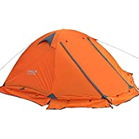 3-4 season 2-person Double Layer Backpacking Tent...