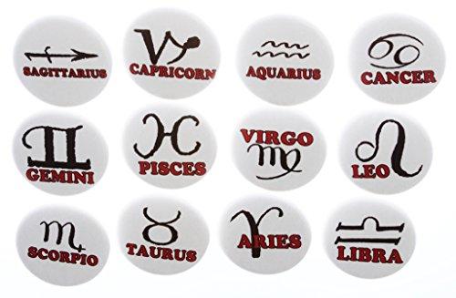 Zodiac Button Set - 2