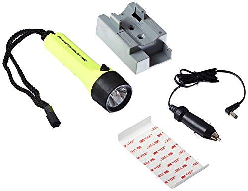 Pelican StealthLite 2450 Rechargeable Flashlight (Yellow) (Flashlight 2450 Rechargeable Stealthlite)
