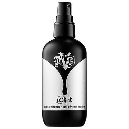 Kat von D lock-it makeup Setting mist spray da 120ml a lunga durata ore