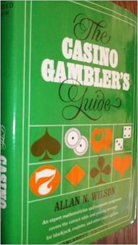 Wilson casino gamblers guide az casino prescott