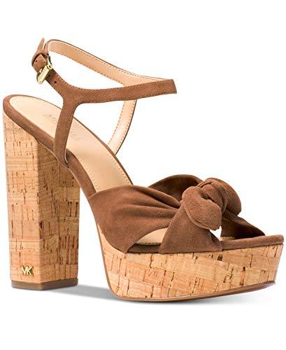 - Michael Kors Pippa Platform Luggage Size 9