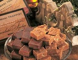 Gethsemani Farms Chocolate Bourbon Fudge with Pecan Pieces