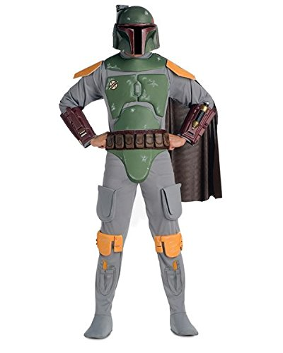 Star Wars Boba Fett Deluxe Adult Costume X-Large