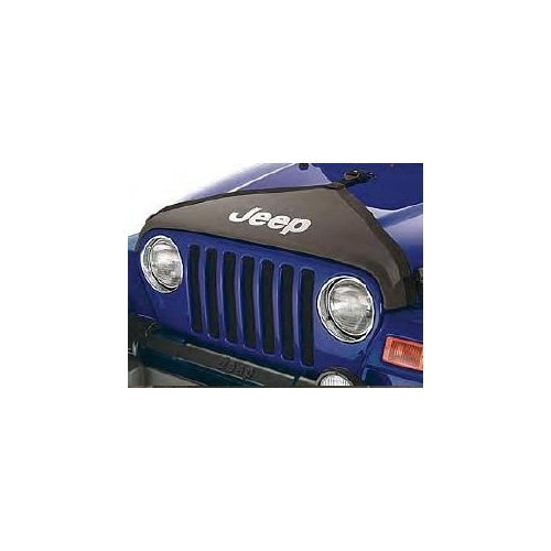 (JEEP WRANGLER 97-06 T HOOD COVER V STYLE TRAIL RATED)