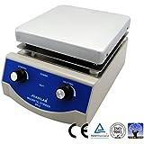 SH-3 Magnetic Stirrer Hot Plate, 3L Volume, 0~1600RPM, 500W, 1 Year Warranty, JoanLab® by Fristaden Lab