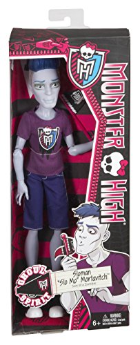 Monster High Ghoul Spirit Slo Mo Doll -