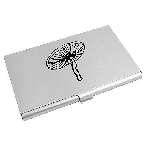 Holder Wallet Azeeda Business Card Card 'Woodland Mushroom' CH00013829 Credit qwfwHI