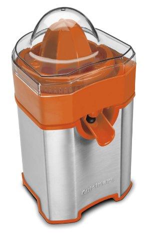 Cuisinart CCJ-500OR Pulp Control Citrus Juicer, Orange