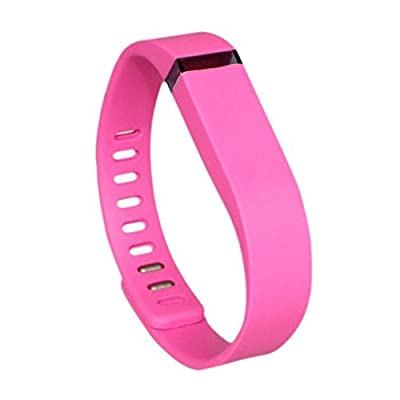 Dealzip Inc® Fitbit Flex Wristband Replacement Accessory,Pink,Small