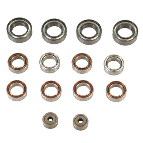Redcat Racing Complete Bearing Set for Sumo RC, Set of 14