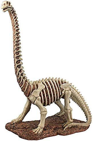 Design Toscano JQ86482 Bad to The Bone Jurassic Brachiosaurus Statue