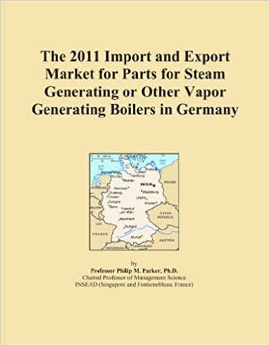 The 2011 Import and Export Market for Parts for Steam Generating or Other Vapor Generating Boilers in Germany