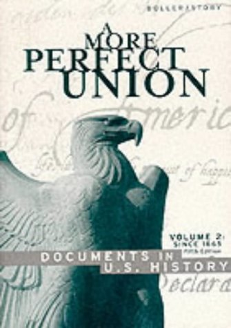 Perfect Union, Volume 2: Since 1865