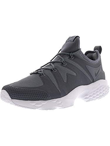 (Nike Men's Air Zoom Lwp 16 Cool Grey/Dark - White Ankle-High Fashion Sneaker 10M)