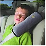 Doyeemei Child Kids Toddler Car Auto Seat Belt Shoulder Pad Cover Head Neck Support