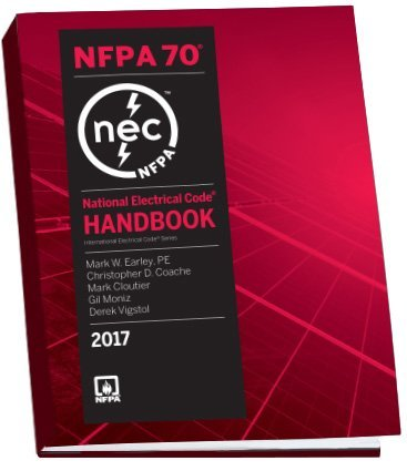 NFPA 70: National Electrical Code (NEC) Handbook and Index Tabs, 2017 Edition by NFPA, Set