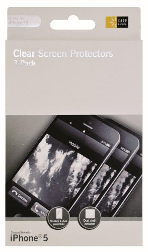 Case Logic CL-IPH5-3PK Screen Protector,