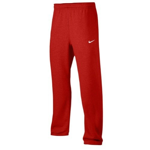 Nike Club Swoosh Men's Fleece Sweatpants Pants Classic Fit, XX-Large - (20 Fleece Pants)