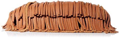 Rebecca Minkoff Finn Sac à bandoulière brun noisette