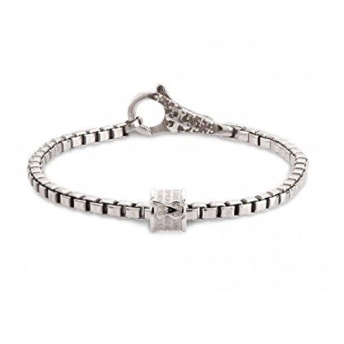 TUUM Bracelet INCIPIT Ange Argent Rhodié INCBA90E9E0L Taille L