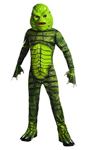 Rubie's Universal Monsters Child's Creature From The Black Lagoon Costume, -