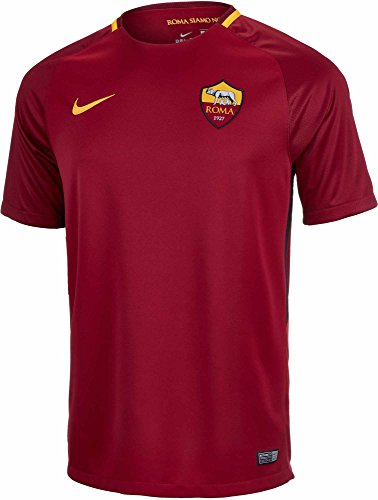 fan products of AS Roma Home Jersey 2017 / 2018 - S