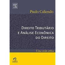 Direito Tributário e Análise Econômica do Direito