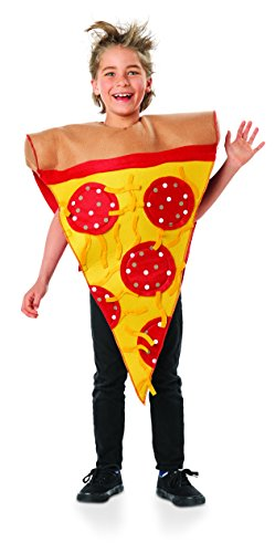Seasons Pizza Slice Costume, Large/X-Large (12-16) ()