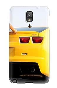 New Premium Flip Case Cover Beautiful Car Girl Skin Case For Galaxy Note 3