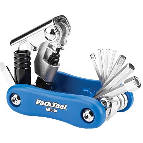 Park Tool MTC Composite Multi-Tool Blue, MTC-40