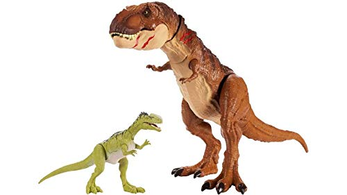 Jurassic World 2 Fallen Kingdom Tyrannosaurus Rex & -